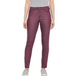 The North Face Tungsted Pant Maroon/Burgundy Slim